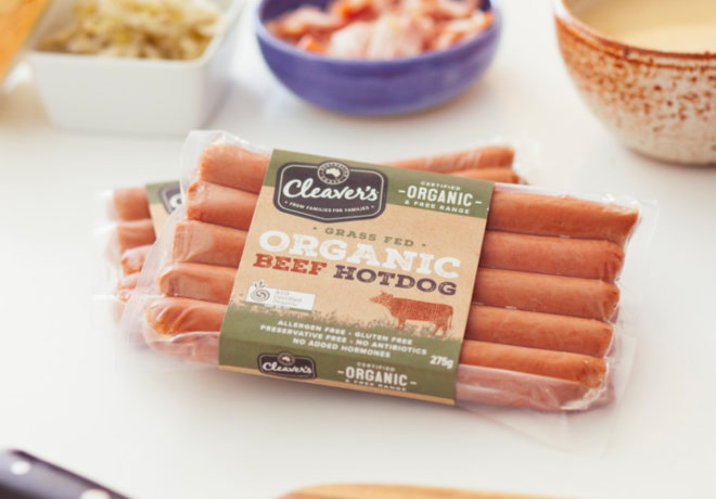 Cleaver's hotdogs