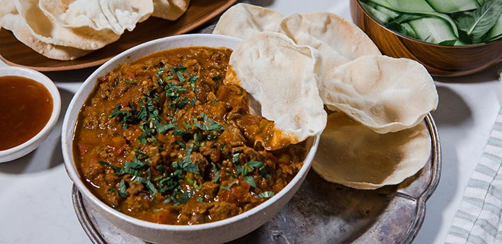 Cleaver's Organic Indian Curry Mince