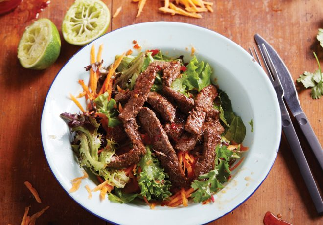Cleaver's Thai Beef Salad